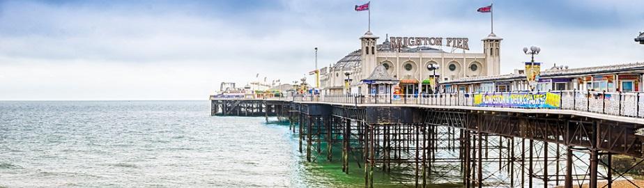 trains to Brighton